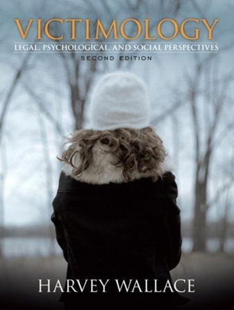 Resim Victimology: Legal, Psychological, and Social Perspectives 2e
