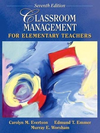 Resim Classroom Management for Elementary Teachers 7e