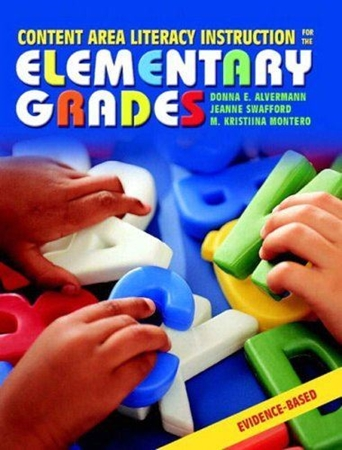 Resim Content Area Literacy Instruction for the Elementary Grades