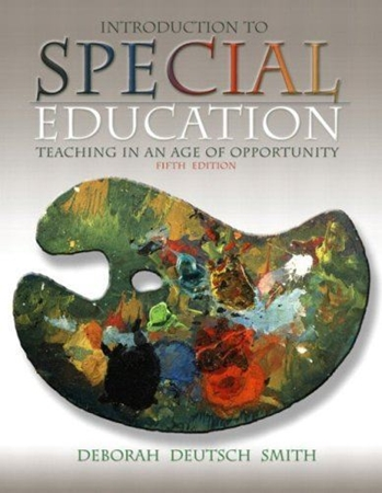 Resim Introduction to Special Education 5e