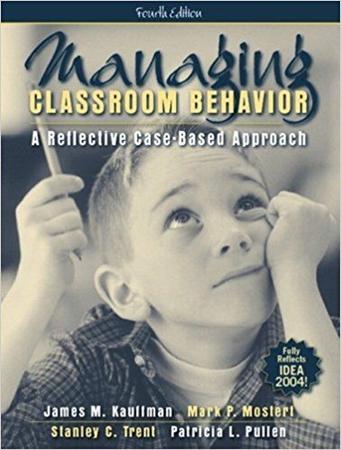 Resim Managing Classroom Behavior 4e