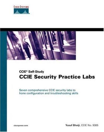 Resim CCIE Security Practice Labs