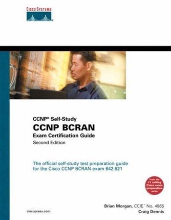 Resim CCNP BCRAN Exam Certification Guide
