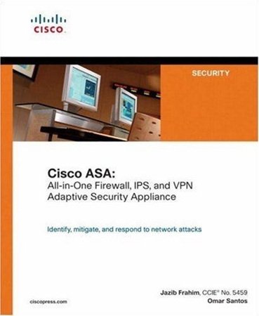 Resim Cisco ASA: All-in-One Firewall, Ips, and VPN Adaptive Security Appliance