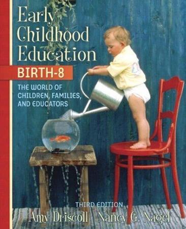 Resim Early Childhood Education, Birth-8 3e