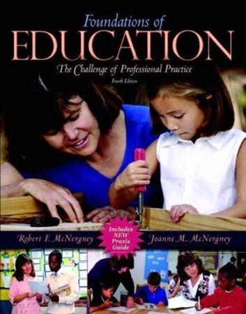 Resim Foundations of Education 4e