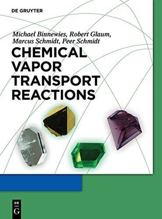 Resim Chemical Vapor Transport Reactions