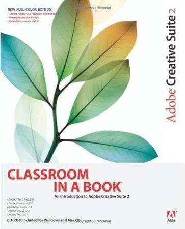 Resim Adobe Creative Suite 2: classroom in a book