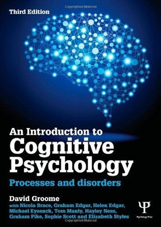 Resim An Introduction to Cognitive Psychology 3e