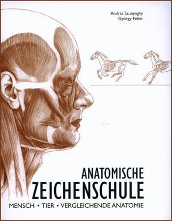 Resim Anatomische Zeichenschule: Mensch