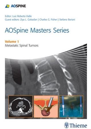 Resim AOSpine Masters Series Volume 1