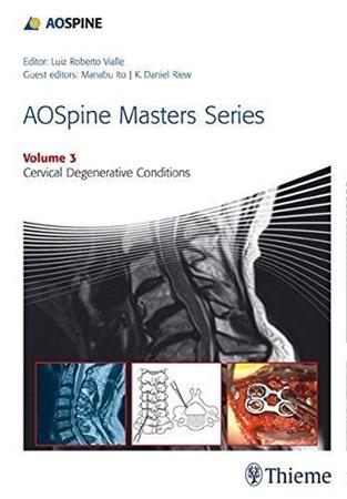 Resim AOSpine Masters Series Volume 3