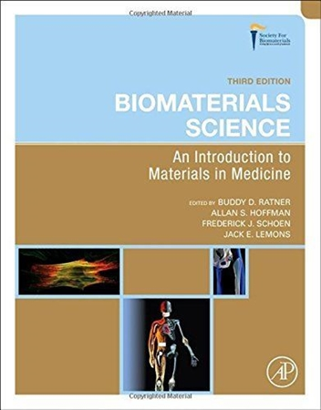 Resim Biomaterials Science: An Introduction to Materials in Medicine 3e