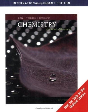 Resim Chemistry and Chemical Reactivity 7e
