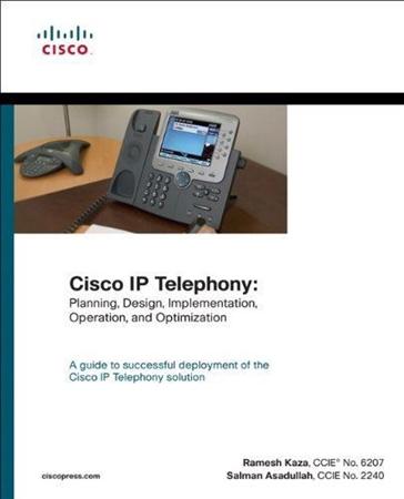 Resim Cisco IP Telephony