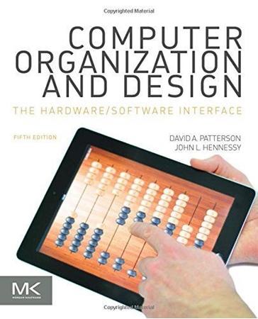 Resim Computer Organization and Design 5e