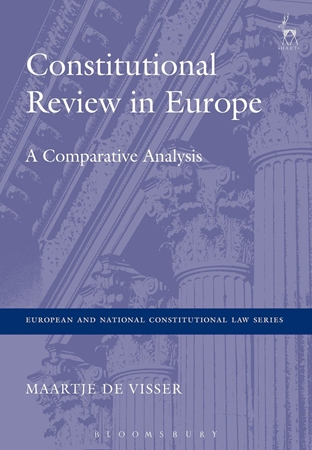 Resim Constitutional Review in Europe