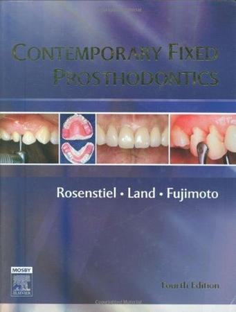 Resim Contemporary Fixed Prosthodontics 4e