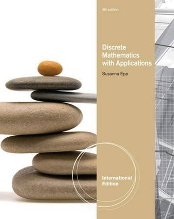Resim Discrete Mathematics with Applications 4e