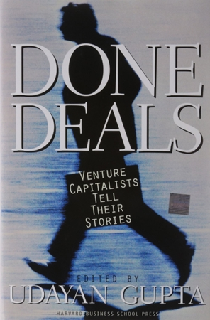 Resim Done Deals: Venture Capitalists Tell Their Stories