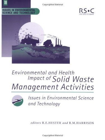 Resim Environmental and Health Impact of Solid Waste Management Activities