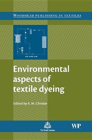 Resim Environmental Aspects of Textile Dyeing