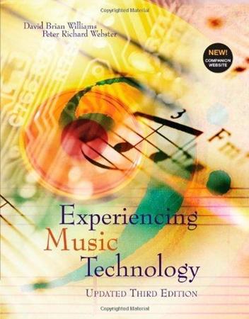 Resim Experiencing Music Technology 3e