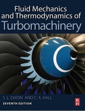 Resim Fluid Mechanics and Thermodynamics of Turbomachinery 7e
