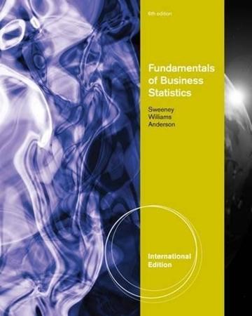 Resim Fundamentals of Business Statistics 6e