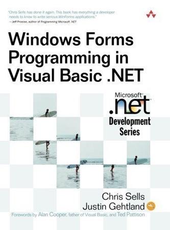 Resim Windows Forms Programming in Visual Basic .NET