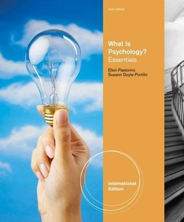 Resim What is Psychology? 2e