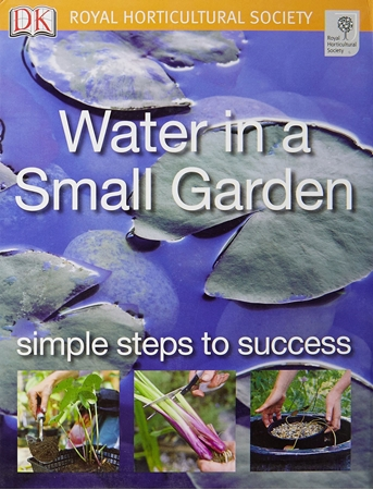 Resim Water in a Small Garden: Simple steps to success