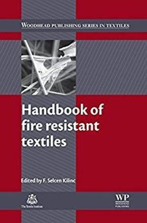 Resim Handbook of Fire Resistant Textiles