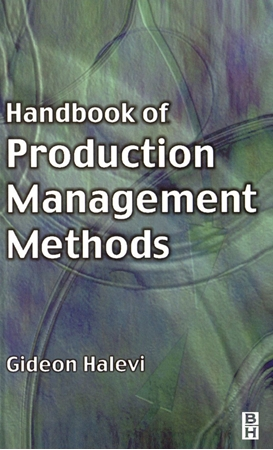 Resim Handbook of Production Management Methods