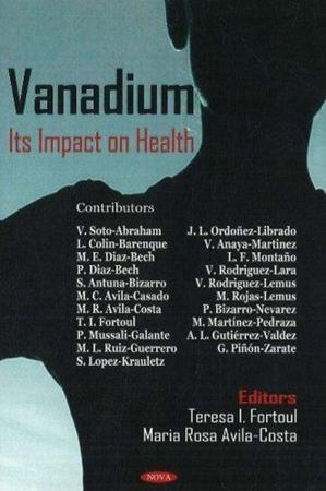 Resim Vanadium: It's Impact on Health