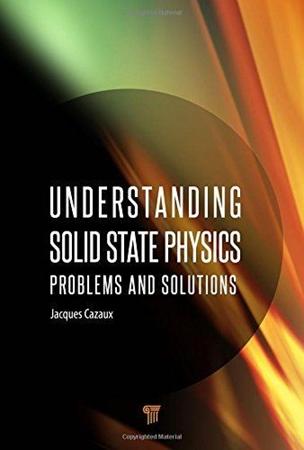 Resim Understanding Solid State Physics