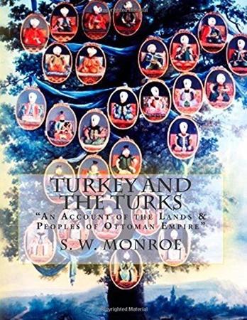 Resim Turkey and the Turks