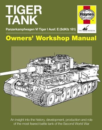 Resim Tiger Tank Manual