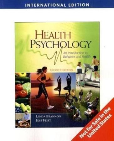 Resim Health Psychology 7e