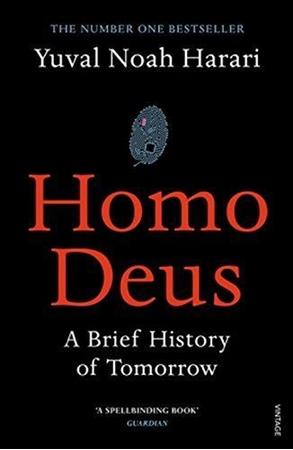 Resim Homo Deus: A Brief History of Tomorrow