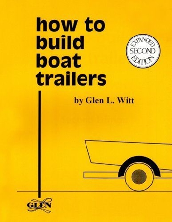 Resim How to Build Boat Trailers 2e