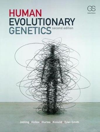 Resim Human Evolutionary Genetics 2e