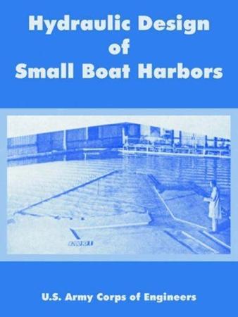 Resim Hydraulic Design of Small Boat Harbors