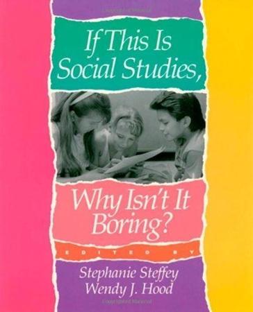 Resim If This Is Social Studies, Why Isn't It Boring?