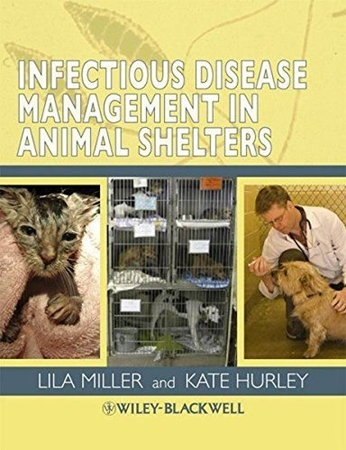 Resim Infectious Disease Management in Animal Shelters