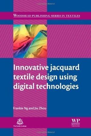 Resim Innovative Jacquard Textile Design Using Digital Technologies