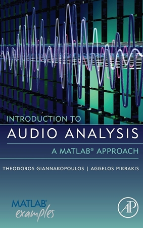 Resim Introduction to Audio Analysis: A MATLAB® Approach