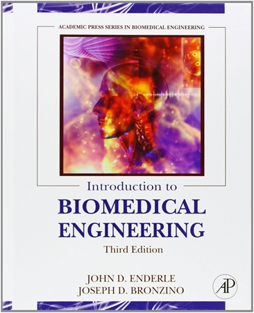 Resim Introduction to Biomedical Engineering 3e