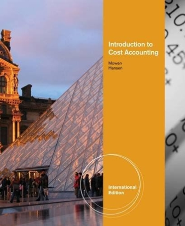 Resim Introduction to Cost Accounting