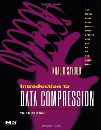 Resim Introduction to Data Compression 3e